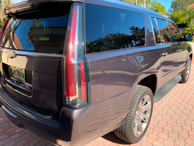 2016 Cadillac Escalade ESV Luxury Collection  city FL  Manatee RV  in Palmetto, FL