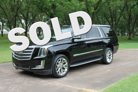 2016 Cadillac Escalade ESV Platinum 4WD  in Marion, Arkansas