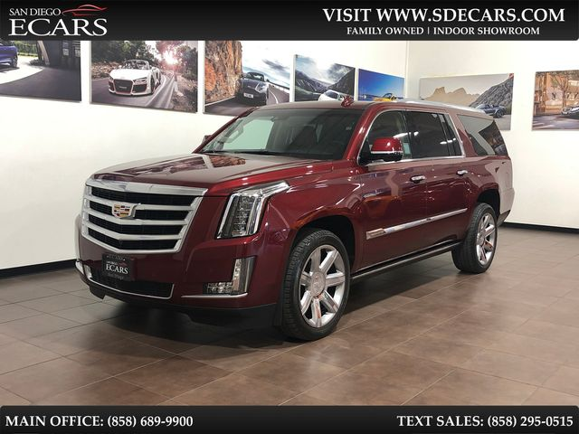2016 Cadillac Escalade ESV Premium Collection in San Diego, CA 92126