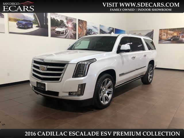 2016 Cadillac Escalade ESV Premium Collection in San Diego, CA 92126