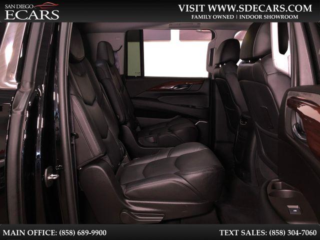 2016 Cadillac Escalade ESV Luxury Collection in San Diego, CA 92126
