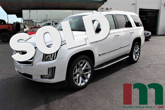 2016 Cadillac Escalade Premium Collection | Granite City, Illinois | MasterCars Company Inc. in Granite City Illinois