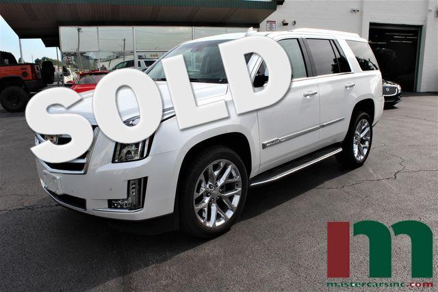 2016 Cadillac Escalade Premium Collection   Granite City, Illinois   MasterCars Company Inc. in Granite City Illinois