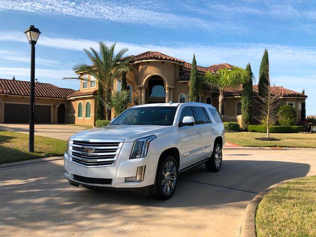 2016 Cadillac Escalade Platinum in Houston, TX 77038