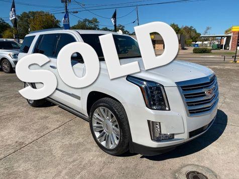 2016 Cadillac Escalade Platinum in Lake Charles, Louisiana