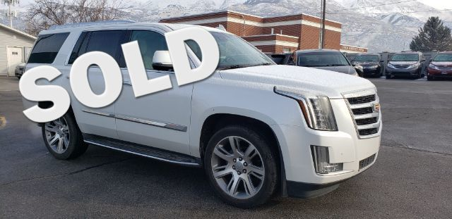 2016 Cadillac Escalade Luxury Collection LINDON, UT