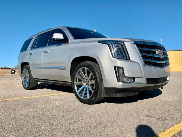 2016 Cadillac Escalade Premium Collection Lindsay, Oklahoma 3