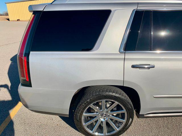 2016 Cadillac Escalade Premium Collection Lindsay, Oklahoma 13