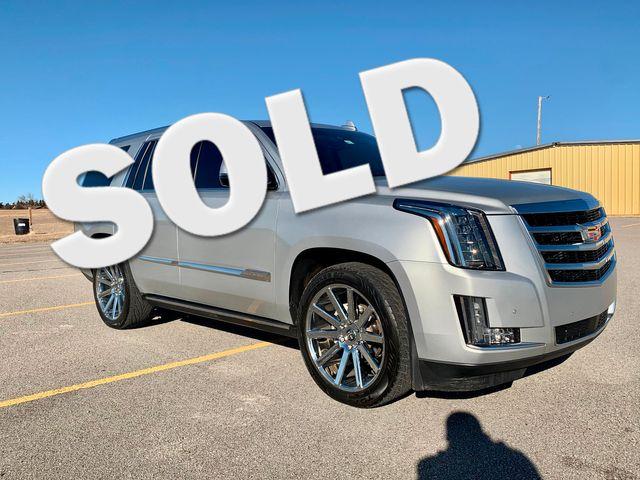 2016 Cadillac Escalade Premium Collection Lindsay, Oklahoma