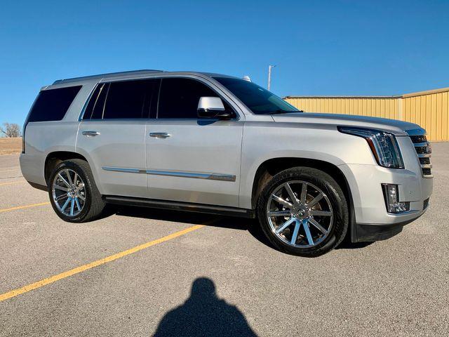 2016 Cadillac Escalade Premium Collection Lindsay, Oklahoma 5