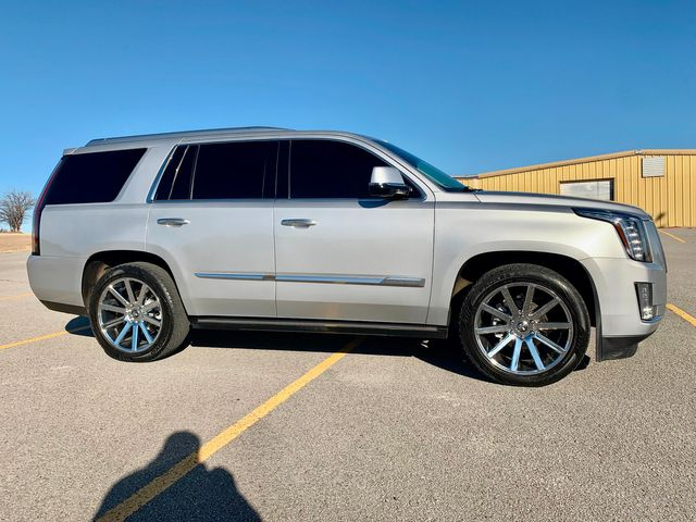 2016 Cadillac Escalade Premium Collection Lindsay, Oklahoma 6