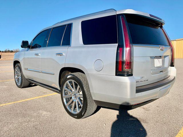 2016 Cadillac Escalade Premium Collection Lindsay, Oklahoma 38