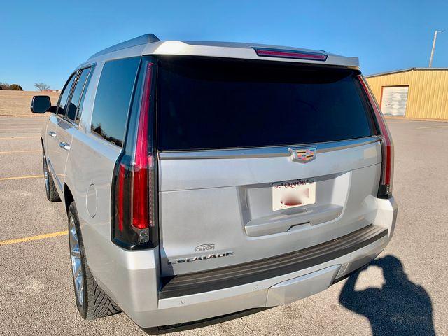 2016 Cadillac Escalade Premium Collection Lindsay, Oklahoma 39