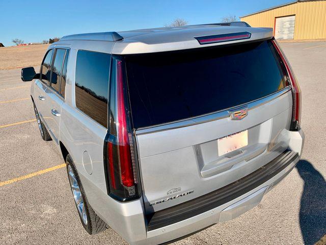 2016 Cadillac Escalade Premium Collection Lindsay, Oklahoma 41