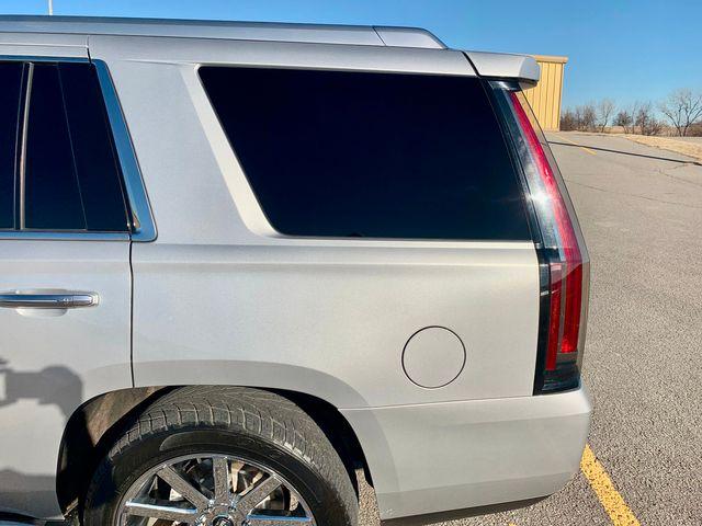 2016 Cadillac Escalade Premium Collection Lindsay, Oklahoma 42