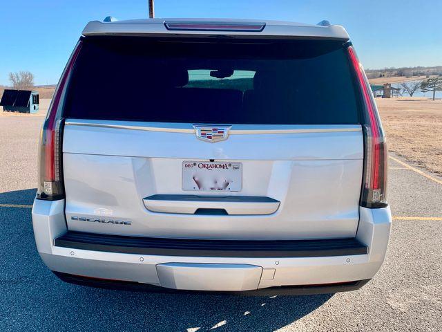 2016 Cadillac Escalade Premium Collection Lindsay, Oklahoma 25