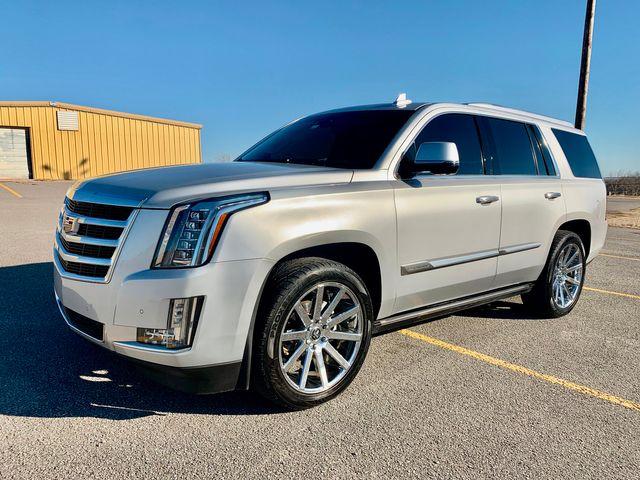2016 Cadillac Escalade Premium Collection Lindsay, Oklahoma 31