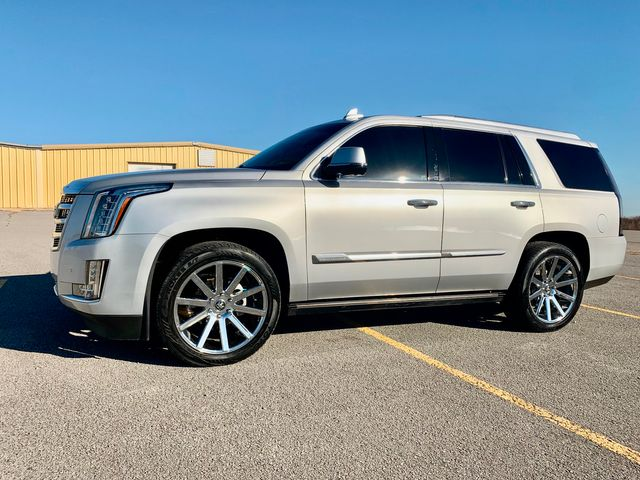 2016 Cadillac Escalade Premium Collection Lindsay, Oklahoma 32