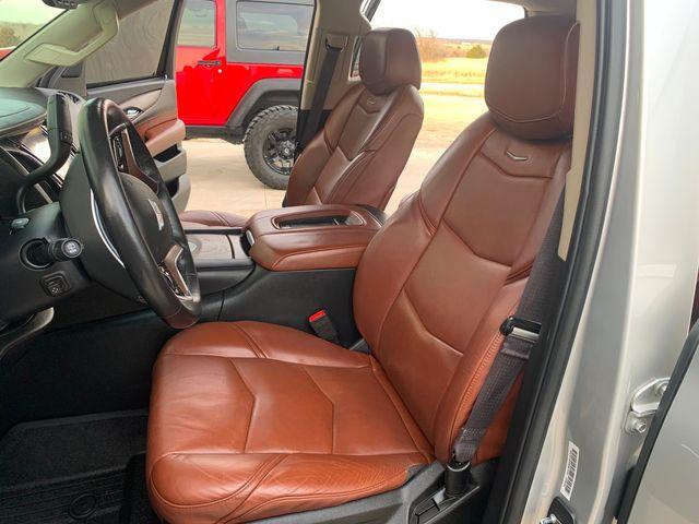 2016 Cadillac Escalade Premium Collection Lindsay, Oklahoma 62