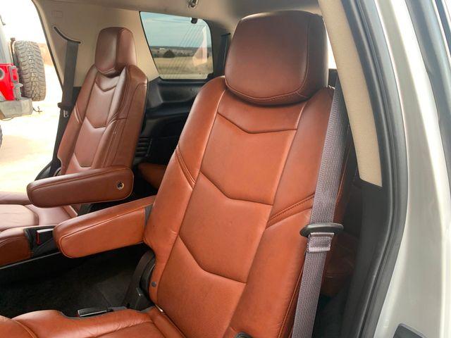 2016 Cadillac Escalade Premium Collection Lindsay, Oklahoma 80