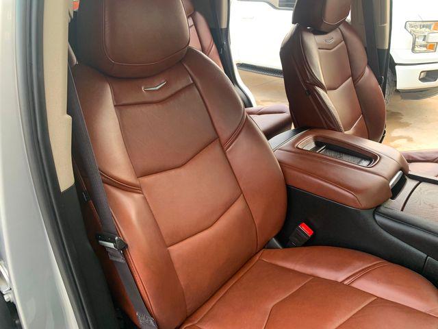 2016 Cadillac Escalade Premium Collection Lindsay, Oklahoma 105