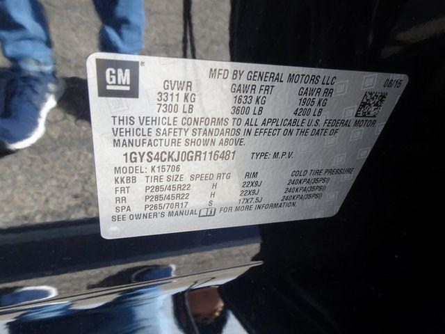2016 Cadillac Escalade Premium Collection Madison, NC 52