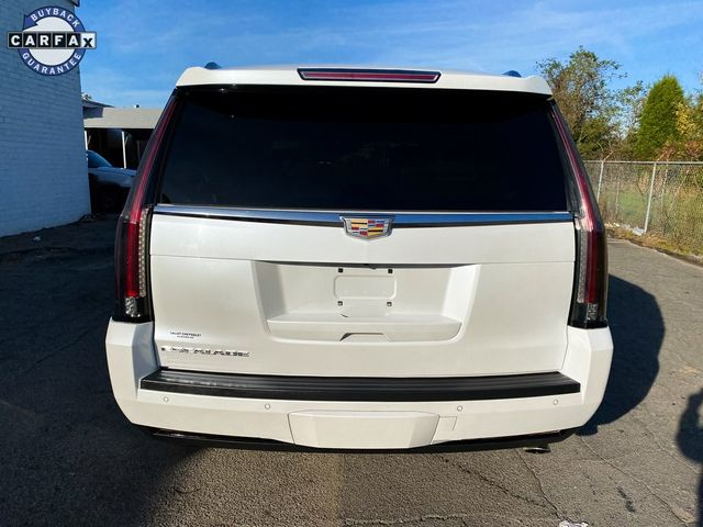 2016 Cadillac Escalade Premium Collection Madison, NC 2