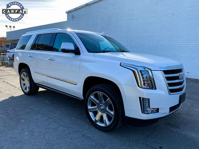 2016 Cadillac Escalade Premium Collection Madison, NC 7