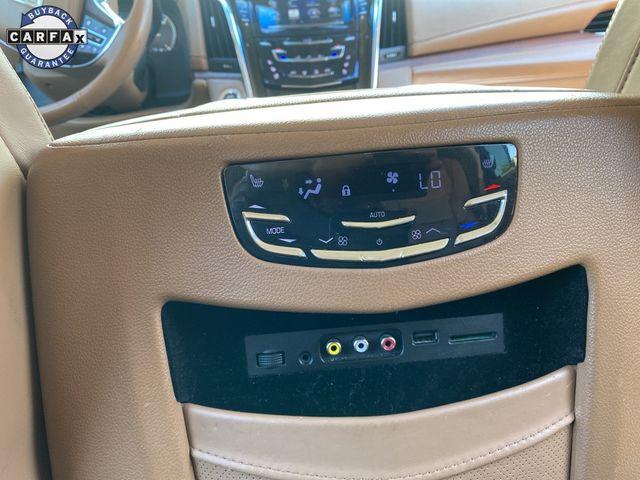 2016 Cadillac Escalade Platinum Madison, NC 25