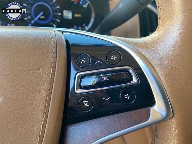 2016 Cadillac Escalade Platinum Madison, NC 36