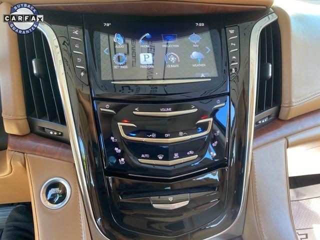 2016 Cadillac Escalade Platinum Madison, NC 37