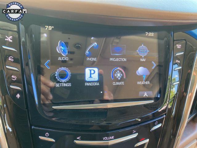 2016 Cadillac Escalade Platinum Madison, NC 40