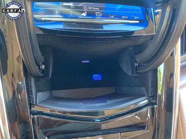 2016 Cadillac Escalade Platinum Madison, NC 43