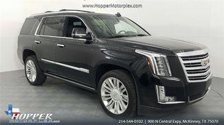 2016 Cadillac Escalade Platinum Edition in McKinney Texas, 75070