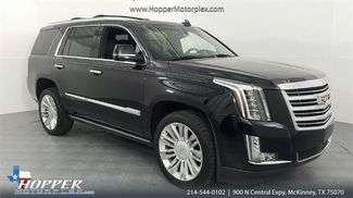 2016 Cadillac Escalade Platinum Edition in McKinney Texas, 75070