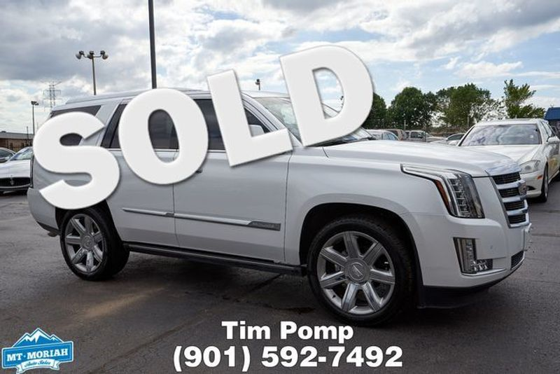 2016 Cadillac Escalade Premium Collection | Memphis, Tennessee | Tim Pomp - The Auto Broker in Memphis Tennessee