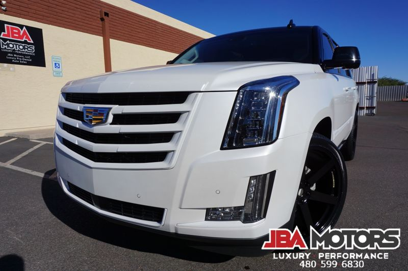 2016 Cadillac Escalade Premium Collection 4x4 Suv 138k Msrp 1 Of A Kind