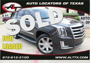 2016 Cadillac Escalade Luxury   Plano, TX   Consign My Vehicle in  TX