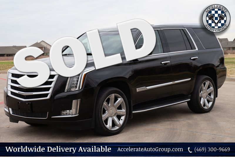 2016 Cadillac Escalade Luxury Collection 4WD in Rowlett Texas