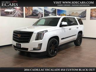 2016 Cadillac Escalade 4x4 Custom in San Diego, CA 92126