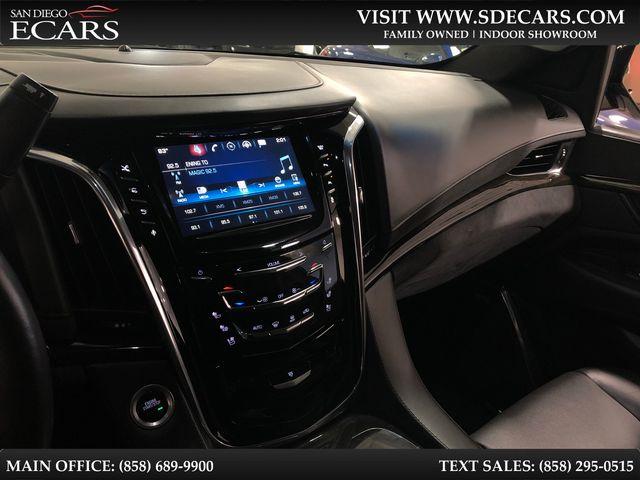 2016 Cadillac Escalade Platinum 4x4 in San Diego, CA 92126