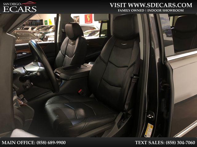 2016 Cadillac Escalade Luxury Collection in San Diego, CA 92126
