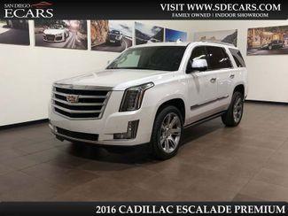 2016 Cadillac Escalade Premium in San Diego, CA 92126