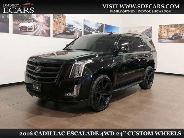 2016 Cadillac Escalade 4WD