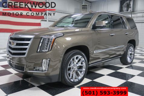 2016 Cadillac Escalade Premium 4x4 1 Owner Nav Roof Tv Dvd Chrome CLEAN in Searcy, AR