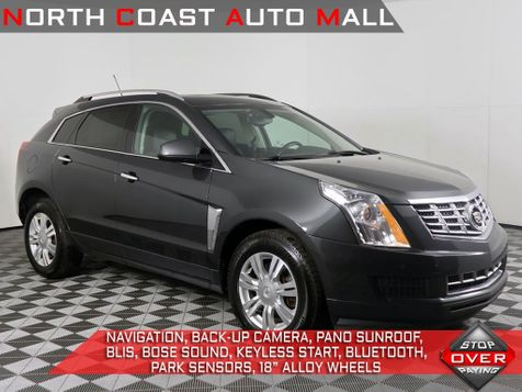 2016 Cadillac SRX Luxury Collection in Cleveland, Ohio