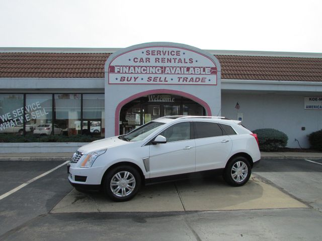 2016 Cadillac SRX Luxury *SOLD