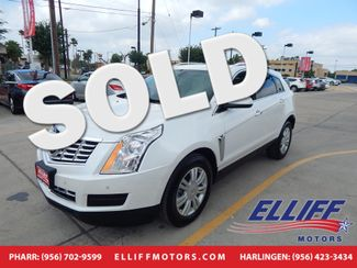 2016 Cadillac SRX Luxury Collection in Harlingen TX, 78550