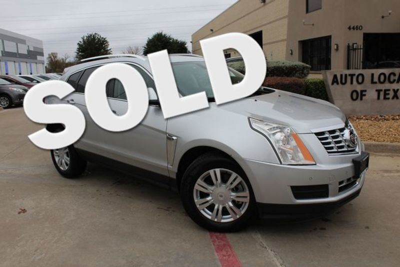 2016 Cadillac SRX Luxury   Plano, TX   Consign My Vehicle in Plano TX