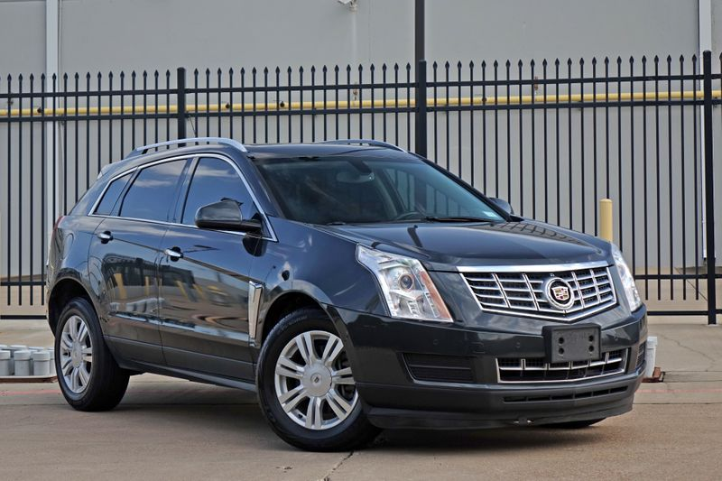 2016 Cadillac SRX Luxury Collection   Plano, TX   Carrick's Autos in Plano TX